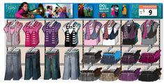 Visual Merchandising Ideas   ... -Mart Apparel: Creative Development, Visual Merchandising on Behance