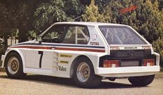 1981 Citroen Visa rally prototype my other blogs: www.german-cars-after-1945.tumblr.com & www.japanesecarssince1946.tumblr.com