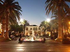 Santa Eulalia, Ibiza (photography by Yasmin Stopford)