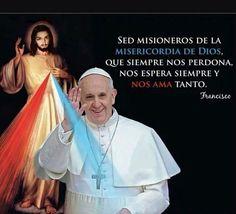 Sed misioneros de la misericordia de dios