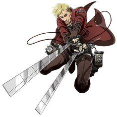 Shingeki no Kyojin┋Атака Титанов┋Attack on Titan Erwin Attack On Titan, Attack On Titan Ships, Attack On Titan Anime, Mikasa, Armin, Manga Art, Anime Art, Atack Ao Titan, Accel World