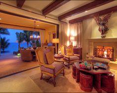 Mexican Hacienda Kitchens | Hacienda Beach Villa Mexico Luxury Vacation Rental House