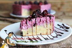 пирог с ежевикой рецепт 17
