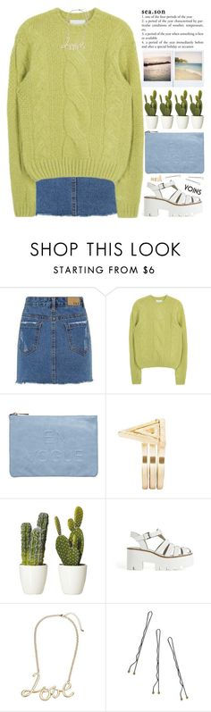 """""""*sudden realization that next year is like 3 weeks away*"""" by alienbabs ❤ liked on Polyvore featuring Miss Selfridge, Windsor Smith, Polaroid, Conair, Christmas, goodvibes, fallwinter2015 and yoins"""