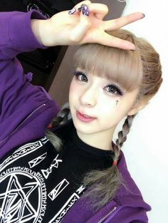 Ulzzang, Eye Candy, Idol, Japan, Hair Styles, Beauty, Live, Music, Outfits
