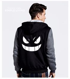 Awesome new product from Gym Fanatics - Men's Hoodies Pok.... Get it at http://gymfanatics.co.za/products/mens-hoodies-pokemon-grey-black?utm_campaign=social_autopilot&utm_source=pin&utm_medium=pin.