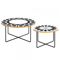 Lulu Tables by Norman & Quaine