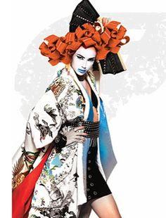 Punk Geisha