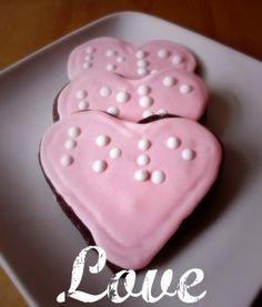 Braille Valentine's Day Cookies