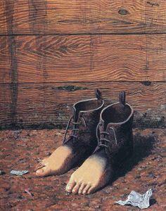 René Magritte ~ Gli Aforismi