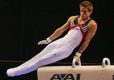 Sam Mikulak - Gymnastics - USA