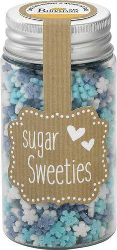 Xmen, Sugar, Embellishments, Dekoration, Snowflakes, Packaging, Homemade, Decorating, Bakken