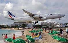Princess Juliana Airport St Maarten