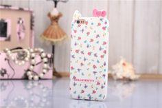Hello Kitty süße TPU Handyhülle für iphone 6 und iphone 6 plus - Prima-Module.Com
