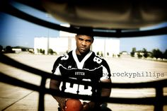 Football senior. Never seen something like this, and I love it.