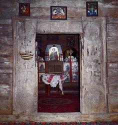 """Situata in satul Balan. Construita in anul 1695. Ridicata de catre mesterul Popa Toader. Poarta hramul """"Sfintii Arhangheli Mihai si Gavril"""".  Compusa din doua incaperi, barbatii fiind separati de femei. Este una din cele mai frumoase si valorose bisericii de lemn din judetul Salaj. Pictura murala exterioara si inerioara a fost realizata in secolul al XVIII - lea. Structura este foarte bine conservata, dar pictura nu a rezitat trecerii anilor. A fost restauranta in anul 1881 ."""