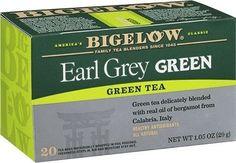 Bigelow Earl Grey Green Tea