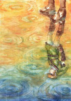 Art by 梅初月 (@umeduki122) link from legend of zelda