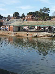 Sunny day | Exeter Quay Exeter Quay, Sunny Days, City, Cities