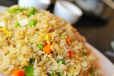 Hibachi-Style Fried Rice Top Recipes, Rice Recipes, Asian Recipes, Cooking Recipes, Healthy Recipes, Ethnic Recipes, Asian Foods, Family Recipes, Vegetarian Recipes