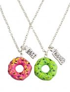 BFF Donut Necklaces
