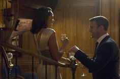 Monica Raymund and Jesse Spencer in Chicago Fire picture - Chicago Fire picture #7 of 62