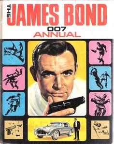 James Bond annual 1965 #IanFleming #JamesBond #007