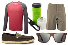 Celebrate the beginning of summer with these eco-outfits that epitomized Memorial Day style !!