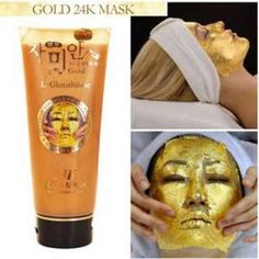 Gold Mask L Glutathione Cream Soft Facial Treatment 220 Ml Pure Beauty Skin for sale online Collagen Beauty Cream, Collagen Facial, Face Cream For Wrinkles, Facial Treatment, Beauty Skin, Pure Beauty, Skin Care, Pure Products, Handy Tips