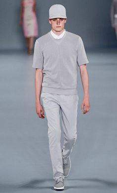 HUGO BY HUGO BOSS SS13 Hugo Boss, Normcore, Chic, Mens Tops, T Shirt, Photography, Style, Fashion, Shabby Chic