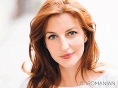 I'm Romanian – Maria Dermengiu