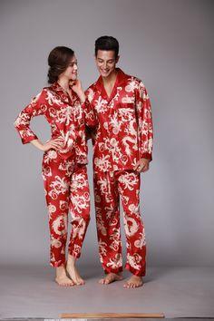 #Lovers #NightGowns #Couples #Sleepwear #Sexy #Nightwear #Charming #Bedskirt #DeepVNeck #Pajamas #Womens #SleepDress #Mens #Pajamas