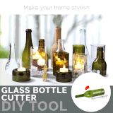 Glossy Chrome-Plating Fixer – pitayanutties Reuse Wine Bottles, Old Glass Bottles, Alcohol Bottles, Bottle Cutter, Glass Cutter, Bottle Crafts, Bottle Art, Bottle Painting, How To Remove Rust