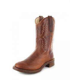 Sendra Boots 11599 Tang Westernreitstiefel braun