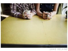 A coffee date is always accepted in my book.