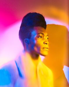 "Check out this @Behance project: ""BENJAMIN CLEMENTINE"" https://www.behance.net/gallery/56794717/BENJAMIN-CLEMENTINE"