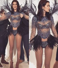 Meet the 2016 Victoria's Secret Fashion Show models || Pinterest ↠ arudnicki