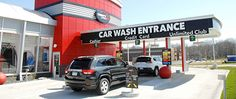 Whether you're a franchise or non-branded operator, Tommy Car Wash Systems has proven, patented building models to suit your needs. Facade Design, Roof Design, Interior Car Wash, Express Car Wash, Car Wash Systems, Menu Signage, Automatic Car Wash, Container Bar, Car Station