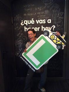 ANA PAU!!! #hoyvoy #autoescuela #granollers