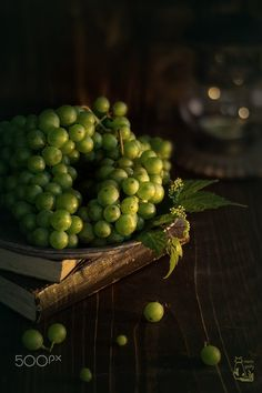 Grape by Marin Gusky