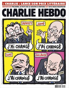 Charlie Hebdo - # 1231 - 24 Février 2016 - Couverture : Coco
