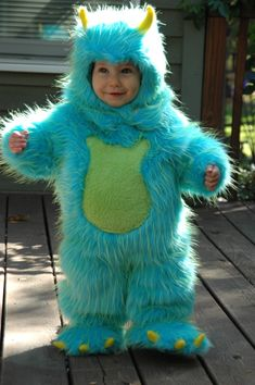 monster onesie i want one !