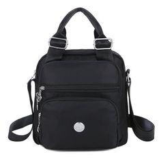 4454c74fe396 Waterproof Oxford Cloth Women Handbag Crossbody Bag Shoulder Bag Big  Purses