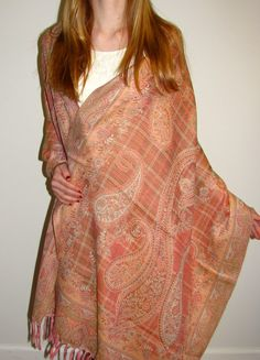 Beautiful winter wool shawls and wraps warm shawls for winter day & evening shawls on sale.