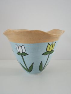 Spring Flowers by Tommye on Etsy