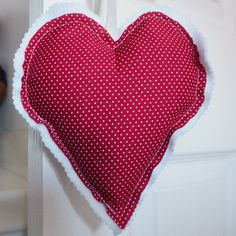 Just added to my shop, hanging hearts.