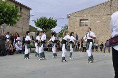 Estrena del nou ball, a la Diada Bastonera de Sedó