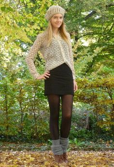 Zara outfit, loving the leggings with ankle boots
