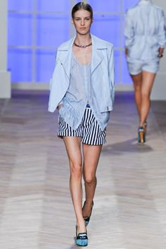 Tommy Hilfiger Spring 2012 Ready-to-Wear Collection Photos - Vogue