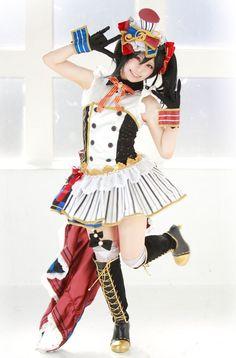 カフェメイド覚醒 - unico(uniuni) Niko Yazawa Cosplay Photo - Cure WorldCosplay